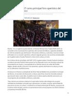 28-01-2019 - Se consolida FAOT como principal foro operístico del noroeste de México - Canalsonora.com