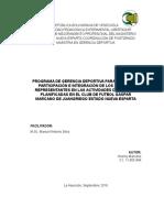 Seminario PROGRAMA DE GERENCIA DEPORTIVA. Jhonny.docx