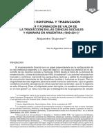 Campo Editorial y Traducción - Rev Desarrollo Económico - Alejandro Dujovne.pdf