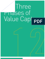 3 Phases of Value Capture