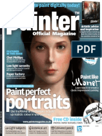 Corel Painter - 03 - Magazine, Art, Digital Painting, Drawing, Draw, 2d [ChrisArmand].pdf