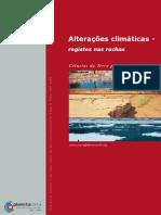 Alterações Climáticas - registos nas rochas