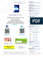 District 22 Newsletter February 2019