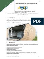 Bushing Failures in Medium Voltage Switchgear - Coetzee Van Heerden