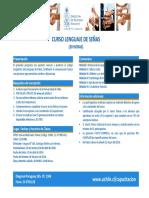 Programa Lenguaje de Senas PDF 195 Kb