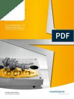 UTP Schweissen Im Werkzeugbau 2018