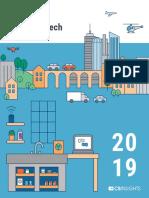 CB Insights Tech Trends 2019