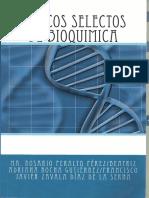 Tópicos selectos de bioquímica