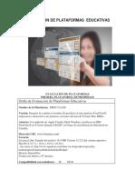 EVALUACIÓN DE PLATAFORMAS  EDUCATIVAS 2.docx