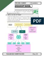 4. 1 Secundaria - Microsoft Excel