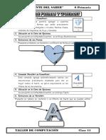 3.- 5 Primaria - Diseñando en PowerPoint