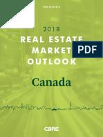 2018 Canada Market Outlook-Final En