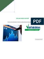 Dollar Index Report