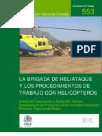 La Brigada de Heliataque y Los Procedimientos Con Helicopteros[1]