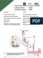 VQS vs VPC Valves
