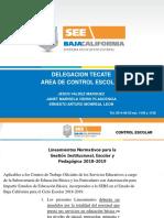 I CAPACIT.PRIMARIA-LINEAMIENTO Y NORMAS DE C.E.2018.pptx