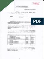 Blanca Sahuarico denuncia tala ilegal ante la DRFFS