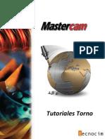 Mastercam Tutorial Torno x5