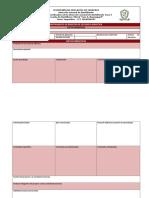 Formato Secuencia Didáctica Zona 6 2019