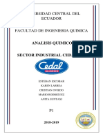Sector Industrial CEDAL S.a.