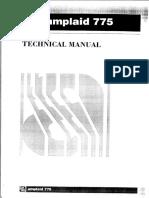 A775 Service Manual