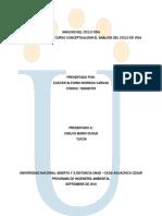ETAPA 1. Generalidades y Alcance Del Análisis Del Ciclo de Vida