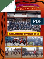 Reglamento Interno 2016 Cahuide