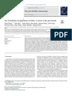 Use of Probiotics in Aquaculture of China