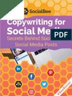 Copywriting for Social Media by SocialBee