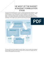 MAKING THE MOST OF THE BUDGET CYCLE.docx