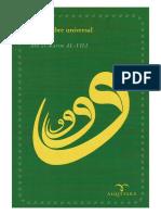 Del Hombre Universal , Sufismo