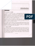 DBMS Technical Publications chapter 1