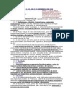 Lei 10169 2000 - Lei Emolumentos - Resumo