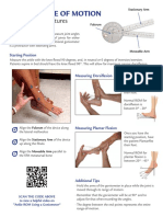 Ankle Goni Ometer