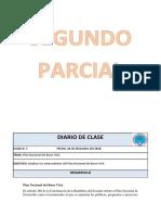 Diario de Clase Segundo Parcial