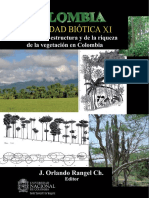 Colombia Diversidad Biótica Tomo XI