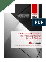 HR Huawei 5G Transport WP