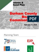 Durham County Board DDNP