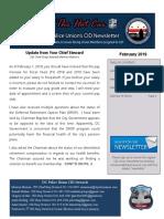 DCPU - CID Newsletter - February 2019