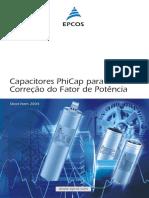 Capacitor Correção FP Epcos