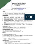 Normativa de sistemas operativos