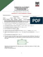 Guia Tercer Parcial Matemáticas VI