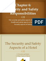 Chapter 6^^Safety & Security in Hotel