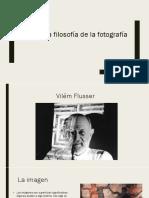 Flusser y la fotografía