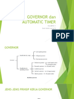 Governor Dan Automatic Timer