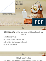Criminal Law Book i