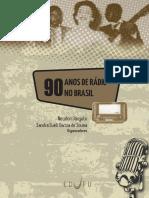 E-book 90 Anos de Radio No Brasil (2016)