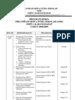Program Osis Tahun 2008 2009