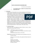5 La Narrativa de Francisco Izquierdo Rios