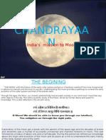 Chandrayaan Slideshow